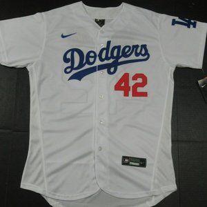 Men Jackie Robinson Los Angeles Dodgers Jersey